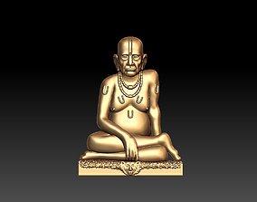 Swami Samartha Ji 3D print model