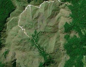 3D model Cerro Pelon