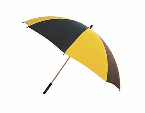 3D PBR Umbrella