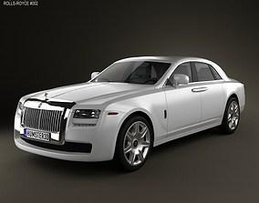 Rolls-Royce Ghost 2011 3D