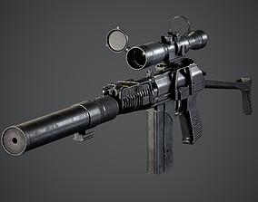 3D asset VSK-94