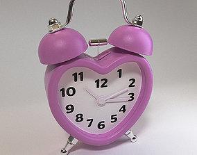 Alarm Clock Cute 3D model