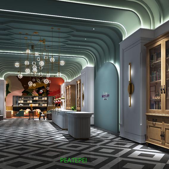 Mercure hotel design