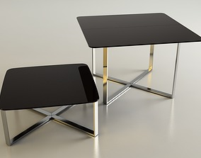 3D Calligaris - Crossroad and Oasis tables