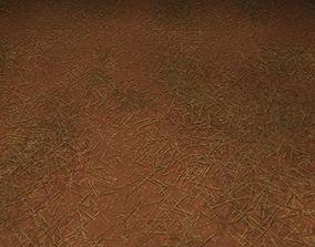3D model ground soil tile 11