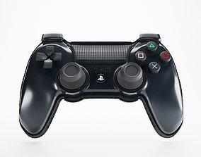 3D model Sony Playstation Dualshock Controller