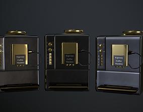 Coffee Maker 3D asset