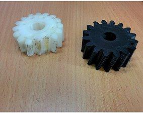Gear wheel gear lift mechanism Volkswagen 3D print model