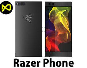 Razer Phone 3D model