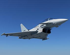 Eurofighter Typhoon 3D