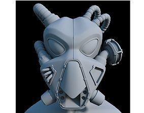 Enclave Helmet Fallout 3D printable model