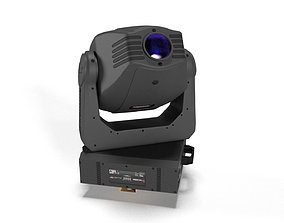 3D JB Lighting Varyscan P6 Moving Head