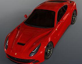 3D 2017 Ferrari F12 Berlinetta