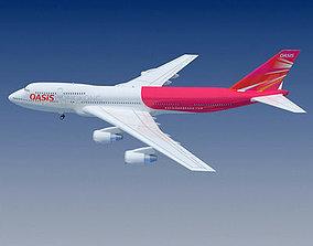 Hong Kong Airlines 3D