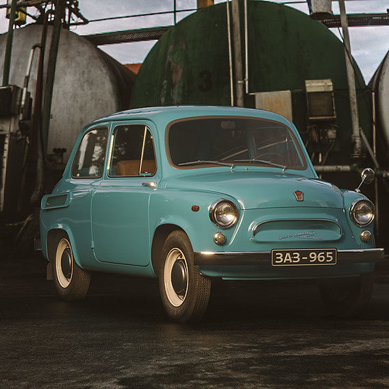 ZAZ 965