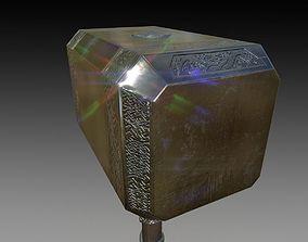 Celtic - Viking Hammer Updated 3D