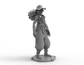 Usopp - Idle Pose 3D printable model