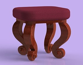 3D printable model Pouffe