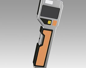 Star Trek Deep Space Nine ODN Scanner 3D print model