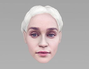 3D model Daenerys Targaryen Game of Thrones