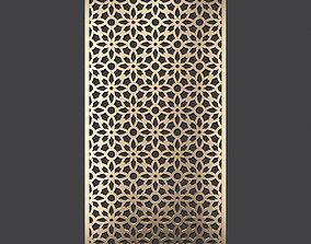 3D model Decorative panel 296