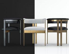 Elliott Chair 3D model