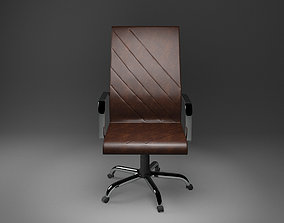 Office Chair work 3D asset