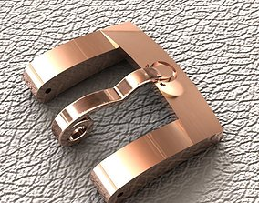 watches buckle simple 3D printable model