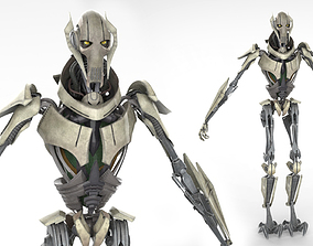 General Grievous - Star Wars 3D model