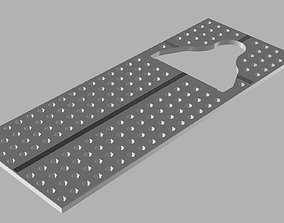 Pedal Cleat Tool For Shimano SPD SL 3D print model