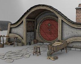 Halfling Home 3 3D model