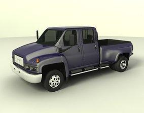 3D model C4500 Crew Cab