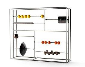 Mula Abacus 3D