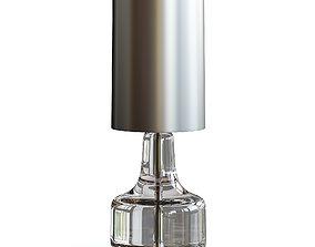 3D model glass Glass Lamp