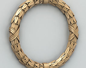 Wreath 001 3D model