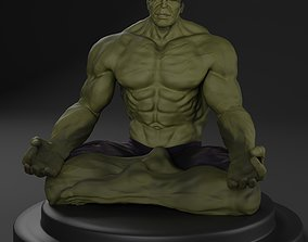 HULK self control 3D print model