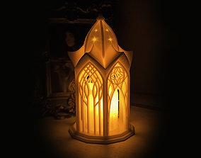 Elvish Lantern 3D print model