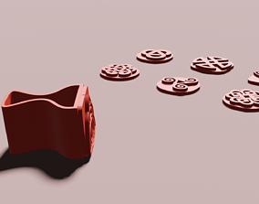 Sellos con tematica Celta 3D print model