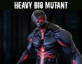 3D model Heavy Bio Mutant
