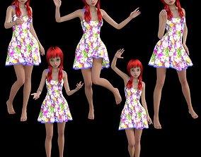 3D model T6-LADY