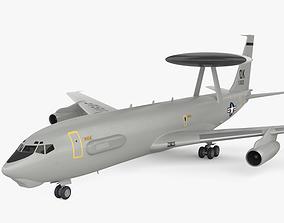 3D Boeing E-3 Sentry