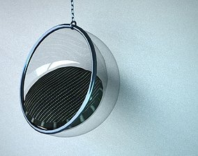 Hanging Chair metal 3D