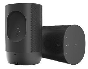 Sonos Move - high poly 3D