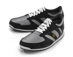 Running Shoes Adidas 3D