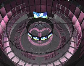 Tv set 01 3D
