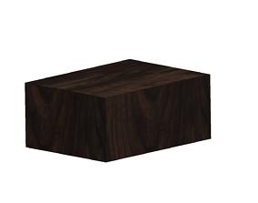 Mystery box 3d model toy