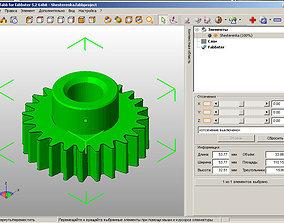 3D print model Shesterenka