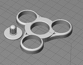 spin Fidget Spinner 3D print model