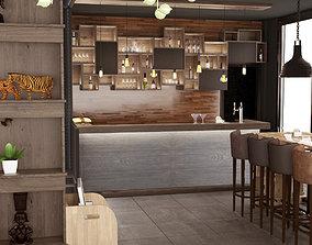 Bar Rack 3D