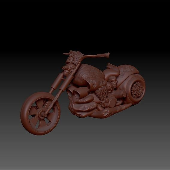 The Rider's Mount Printable Model